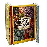 Calledelregalo Libro de tu año de Nacimiento, Libro de la década de los 60, Libro con Tarjeta Personalizada - Regalo para cumpleaños - Otras Edades Disponibles