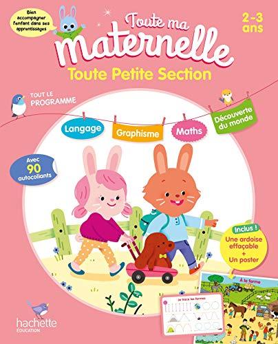 Toute Ma Maternelle- Toute Petite section 2-3 ans