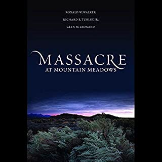 Massacre at Mountain Meadows cover art