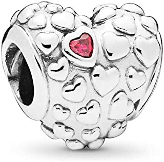 Mom In A Million 925 Sterling Silver Charm - 797781CZR
