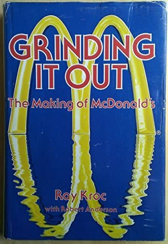 Grinding It Out The Making of McDonald s by Ray Kroc 1977 05 02 product image
