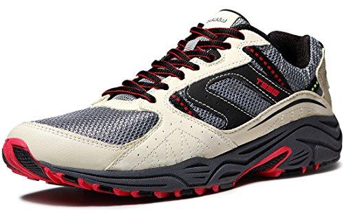 TSLA Men/'s Outdoor Sneakers Trail Running Shoe