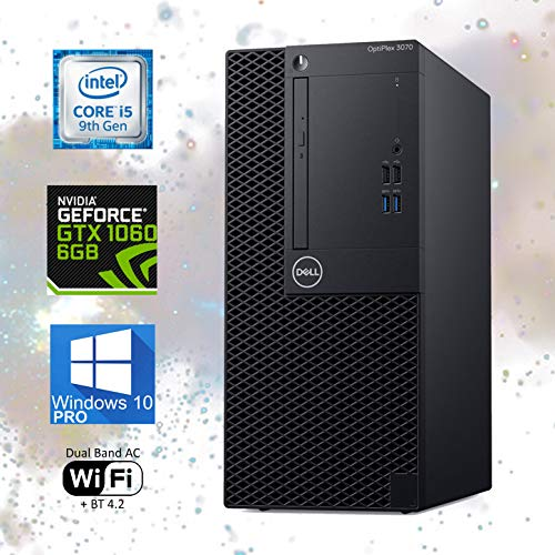 Compare Dell Optiplex (3070) vs other gaming PCs