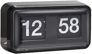 HXZB Auto Cat Eye Retro Flip Clock, Murales/Horloge De Bureau avec Anti-Poussière Couverture pour Office & Living Room Dec...