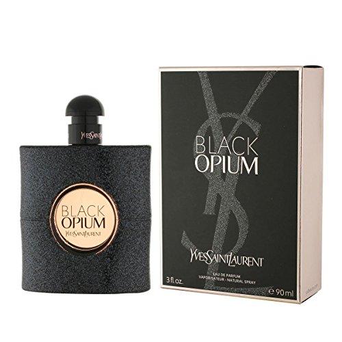 Black Opium Parfüm für Damen, von Yves Saint Laurent 90 ml Eau de Parfum Spray