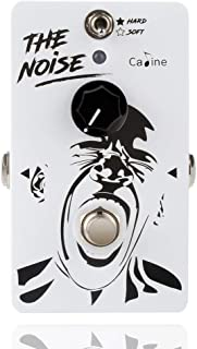 Caline Electric Guitar Effect Pedal The Noise Gate High Gain Effects Pedals Acoustic Guitar with Aluminum Alloy Housing CP-39