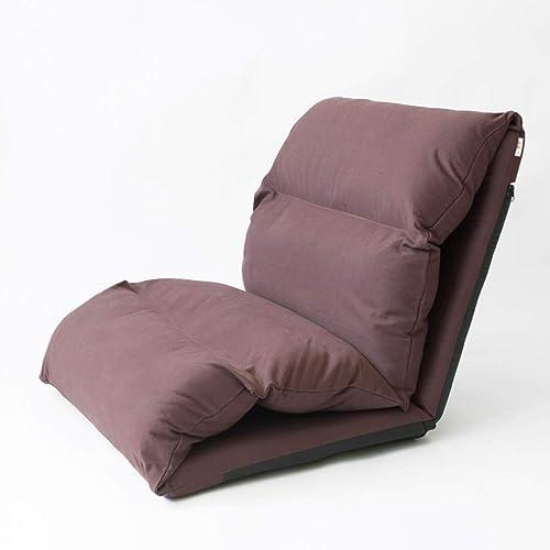 ZXWDIAN Chaise Longue Pas d'odeur canapé Paresseux Chambre Simple Petit canapé Balcon Tatami Simple canapé chaises Pliantes