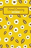 Animal Crossing Notebook: New Horizons Bullet Journal Dotted 120 Pages 5.5x8.5 inch New Leaf Planning and Tracking all island developments