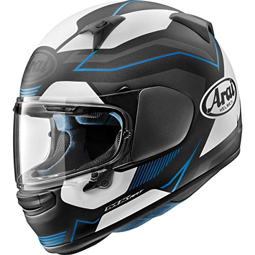 Arai Regent-X Sensation Adult Street Motorcycle Helmet - Blue Frost/Large