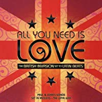 All You Need Is Love: British Invasion Set to Lati