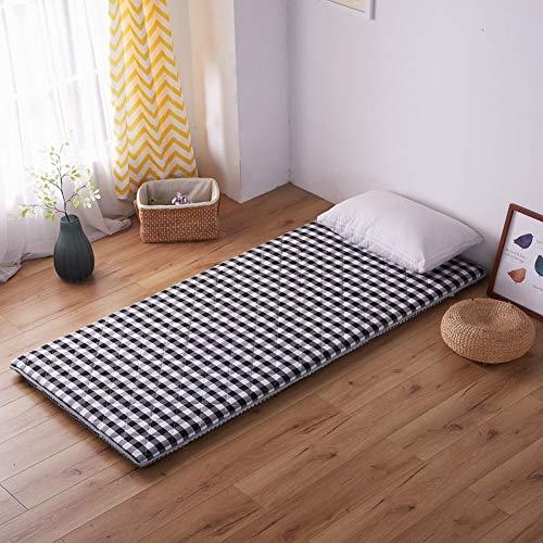 WZF Dormitory bed mattress, Tatami mat Flannel Abundant mat-B 150x200 cm (59x79 inches)