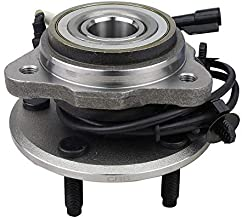 Bodeman - Front Wheel Hub Bearing Assembly for 1995-2001 Ford Explorer 2001-2009 Ford Ranger 1997-2001 Mercury Mountaineer 4x4 4WD 5 Lug w/ABS