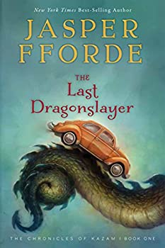 The Last Dragonslayer: The Chronicles of Kazam