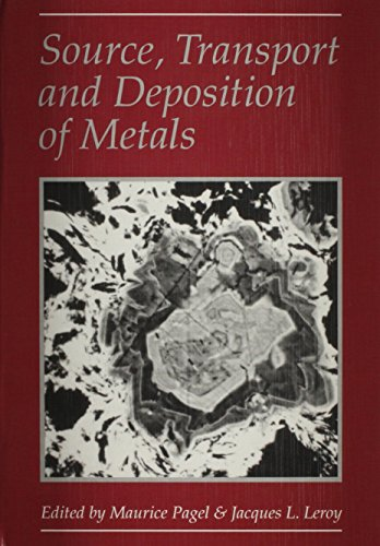 Source, Transport and Deposition of Metals
