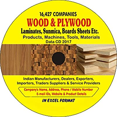 Wood & Plywood Companies Data