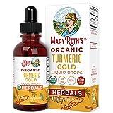 USDA Organic Turmeric Gold Liquid Drops by...
