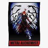 LaPet Fullmetal Fusion Alchemist Metal Full Geschenk für