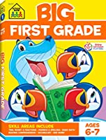 Big First Grade Workbook (Big Workbook)