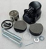 Brake Caliper Rebuild Kit compatible with Honda CB350F CB350G CB360 CB400F CB450 CB500 CB550