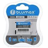 Blumax Akku für GoPro HD Hero 2 II / 960 / Surf / Outdoor / Motorsports Edition , ersetzt AHDBT-001 [3,7V;1100mAh]