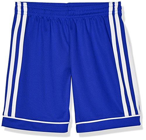 adidas Squadra 17 S, Short Unisex Bambini, Blu (Bold Blue/White), 13-14 Y