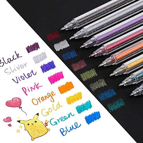 Sparkle Pop Metallic Gel Pen, 1.0mm -$6.49(82% Off with code)