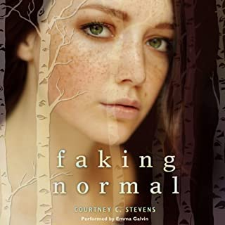 Faking Normal                   By:                                                                                                                                 Courtney C. Stevens                               Narrated by:                                                                                                                                 Emma Galvin                      Length: 7 hrs and 45 mins     56 ratings     Overall 4.2
