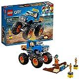 LEGO 60180 City Great Vehicles Camión Monstruo