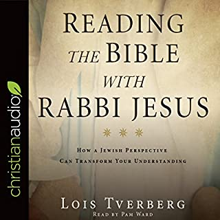 Reading the Bible with Rabbi Jesus audiobook cover art