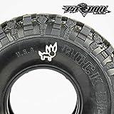 Pit Bull RC Pb9002Ak Alien Kompound-Rock Beast II 2.2 Crawler Tires - No Foam Inserts, 2pcs