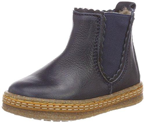 Bisgaard Unisex Kinder 21254218 Stiefel, Blau (608 Navy), 24 EU