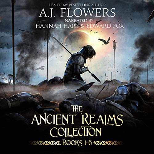 The Ancient Realms Collection: Books 1-6 cover art