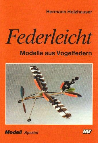 Federleicht: Modell aus Vogelfedern
