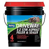 Asphalt Filler & Sealer, 4.75gal, Black