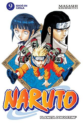 Naruto Català nº 09/72 (Manga Shonen)
