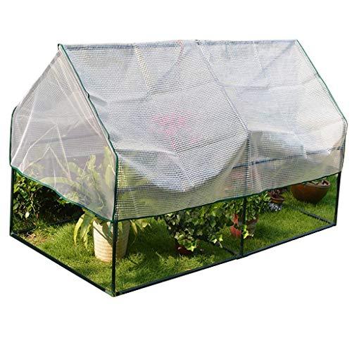Serres À Effet de de Jardin, PE Couverture for Plantes d'extérieur intérieur Herb Flower Balcon Cour-47.2\