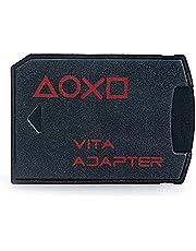 Iesooy PlayStation Vita用 メモリーカード変換アダプター Ver.6.0 400GB対応 ゲームカード型 microSDカードをVitaのメモリーカードに変換可能 SD2VITA microSDアダプター