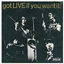 The Rolling Stones - Got Live If You Want It! - Decca - DX 2370