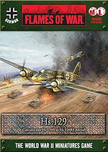 marcas en línea venta barata Henschel Henschel Henschel Hs 129 Panzerknacker  gran venta