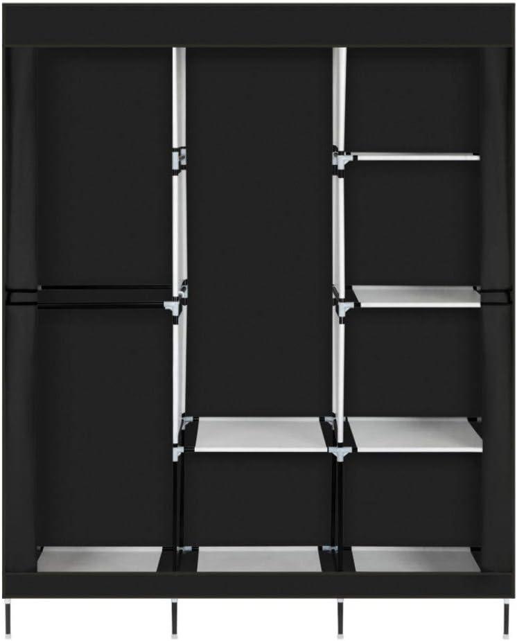 SoSo-BanTian1989 Closet Storage Max 55% OFF Organizer Portable wit Sale Special Price Wardrobe