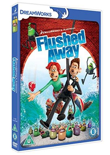 Flushed Away [Edizione: Regno Unito] [Edizione: Regno Unito]