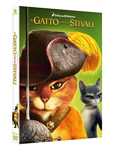 Il Gatto Con Gli Stivali [Italia] [DVD]