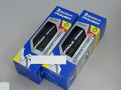 《国内正規代理店品》 Michelin POWER COMPETITION【ミシュラン パワーコンペティション】 2本 +zitensya ...