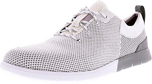 UGG Men's Feli Hyperweave White Wall Low Top Fashion Sneaker - 10M