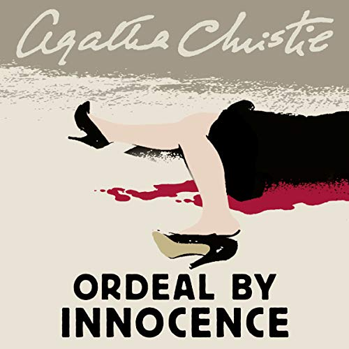 Couverture de Ordeal by Innocence