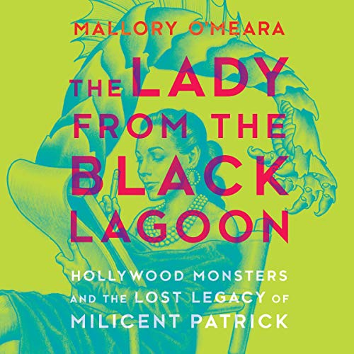 The Lady from the Black Lagoon audiobook cover art