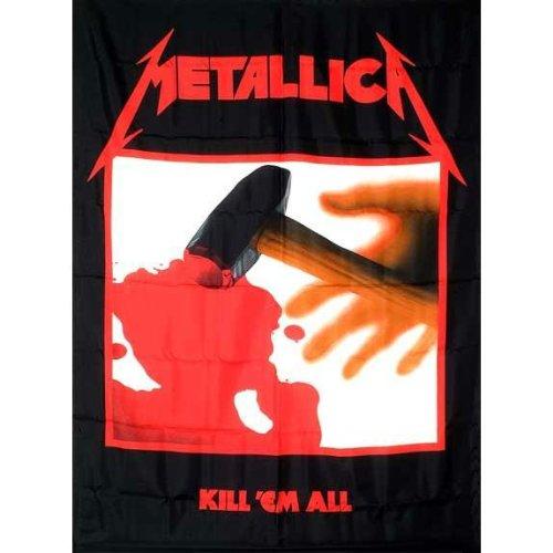 Old Glory Metallica - Kill Em All Tapestry
