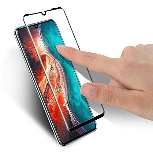 Careflection Premium 3D Full Glue Case Friendly Premium Tempered Glass for Huawei P30 Pro Tempered Glass Screen Protector, Anti-Scratch, Edge to Edge Protection, Fingerprint Scanner Compatible