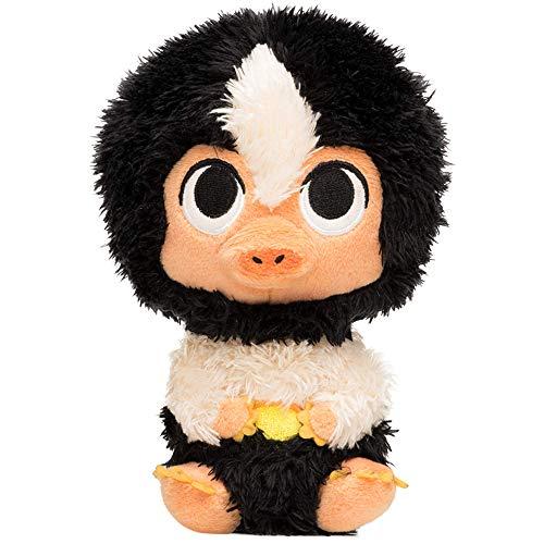 Funko 31908 Supercute Plüschtiere: Fantastic Beasts 2: Baby Niffler (schwarz/weiß), Mehrfarbig