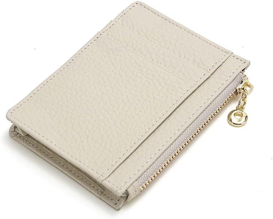 Women's Card Holder Girls Credit Leathe Wallets Financial sales sale Slim Time sale